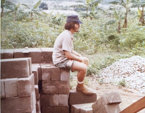 Throwback Thursday, Peace Corps Style